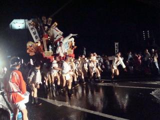 霧島国分夏祭り 2011.7.17