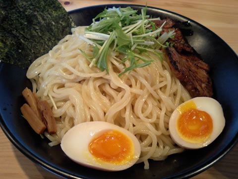 SoupNuts:つけ麺(大盛り)