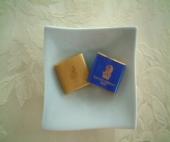 リッツ・カールトンのチョコレート