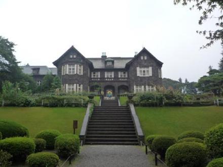旧古川邸外観②