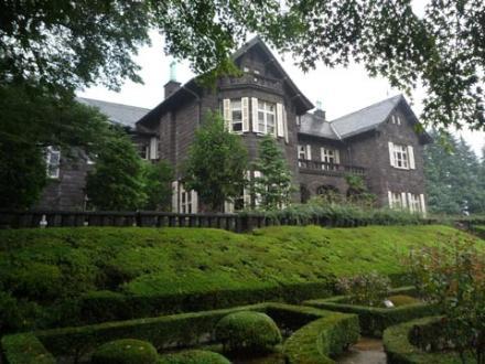 旧古川邸外観④