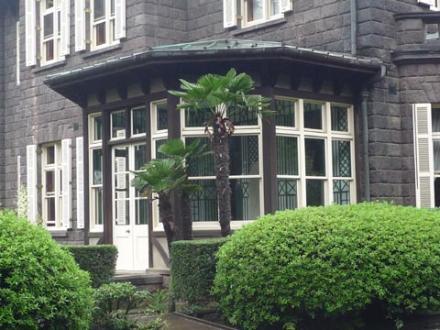 旧古川邸外観⑥