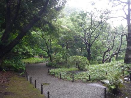 古河庭園①