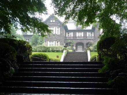 旧古川邸外観⑧