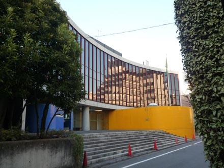 ブラジル大使館①