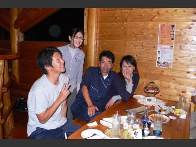 久しぶりの食事会2