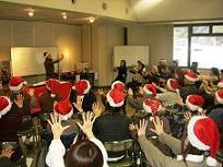 にじの会クリスマス会①
