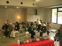にじの会クリスマス会②
