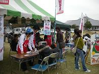 2009.10.25 青空市
