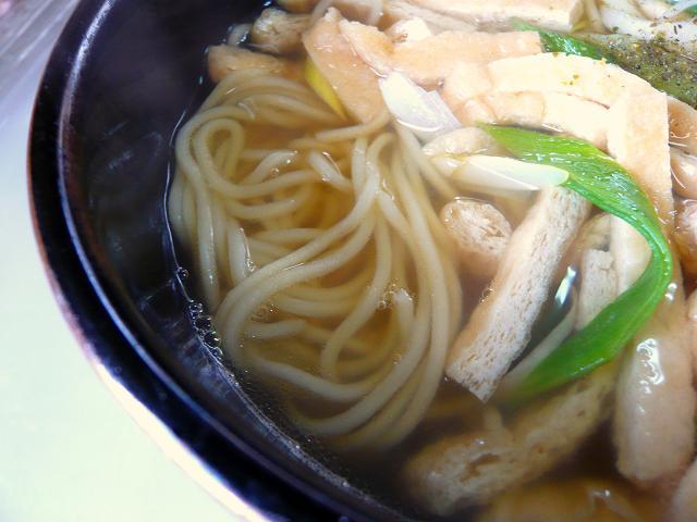 旭麺類店黄そば2
