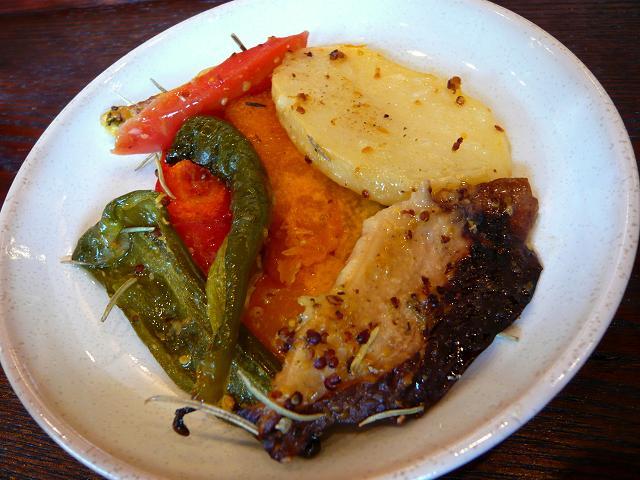 冬の焼野菜2