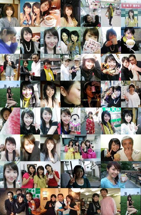 谷 桃子ブログ画像