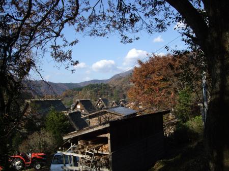 18白川村風景