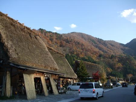 19白川村風景