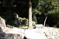 伝前田邸跡