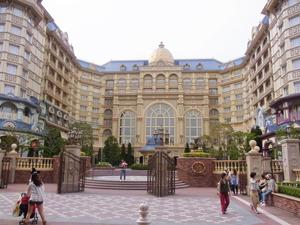 東京ディズニーランドホテル ドリーマーズ・ラウンジ8