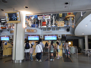 東京ディズニーランド20116