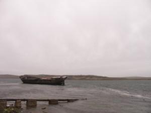 フォークランド/Jhelum Shipwreck