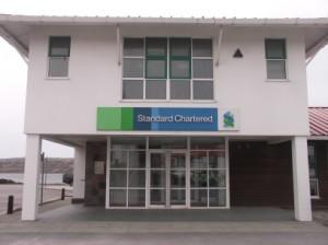 フォークランド/銀行