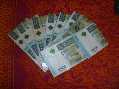 マダガスカル 通貨 アリアリ