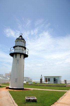 素敵な灯台でしょ。