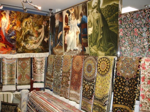 ペルシャ絨毯2