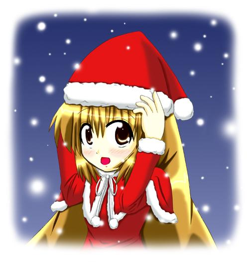 八重クリスマス仕様