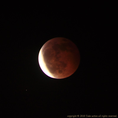2010年12月皆既月食4