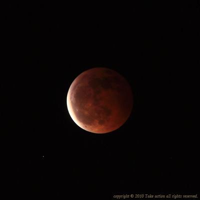 2010年12月皆既月食3