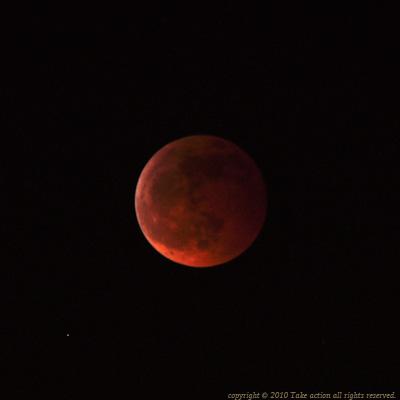 2010年12月皆既月食1