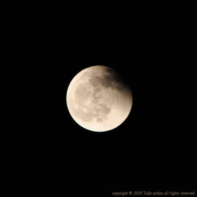 2010年12月皆既月食8