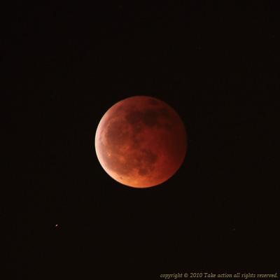 2010年12月皆既月食2