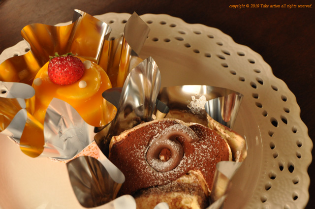 2010年誕生日ケーキ(よんちゃん)