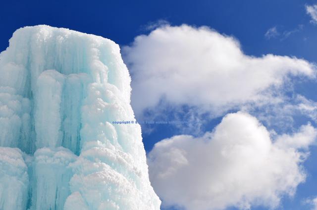 2011年千歳・支笏湖氷濤まつり