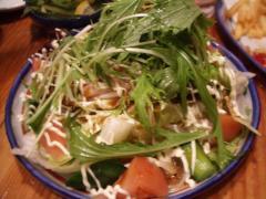 吉鳥サラダ