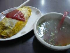 オムライス スープ