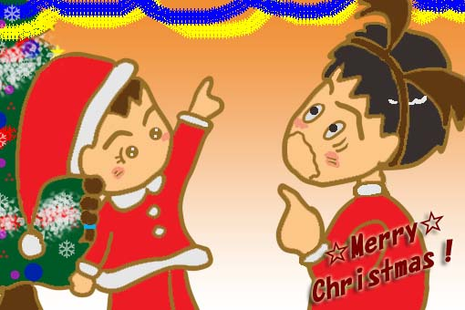 トップ画像~クリスマス~