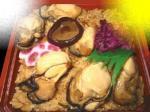 牡蠣飯弁当