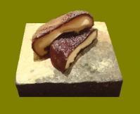 原木椎茸の炭火焼き