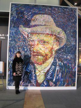 IMG_0961(2011年 お正月)博物館 ゴッホ