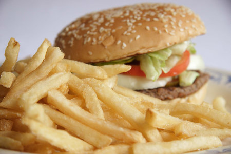ゴッドバーガー食べてみたい・・・