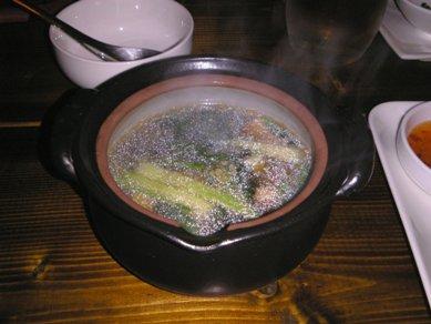 春雨スープその1