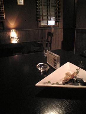 櫻珈琲煎房大正館テーブル席