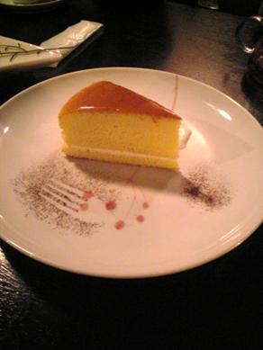 櫻珈琲煎房大正館ケーキ