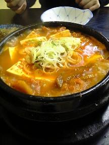 チゲ鍋(大)