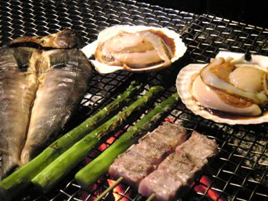 釧路の晩御飯♪