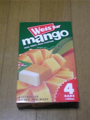 ワイスのマンゴーバー
