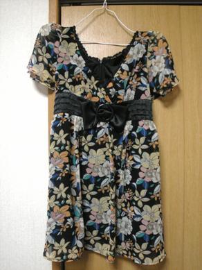 しまむーで買った服・・・1,500円。