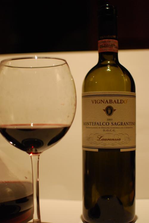 DSC 0078 convert 20101201023608 - イタリアワインと日本酒