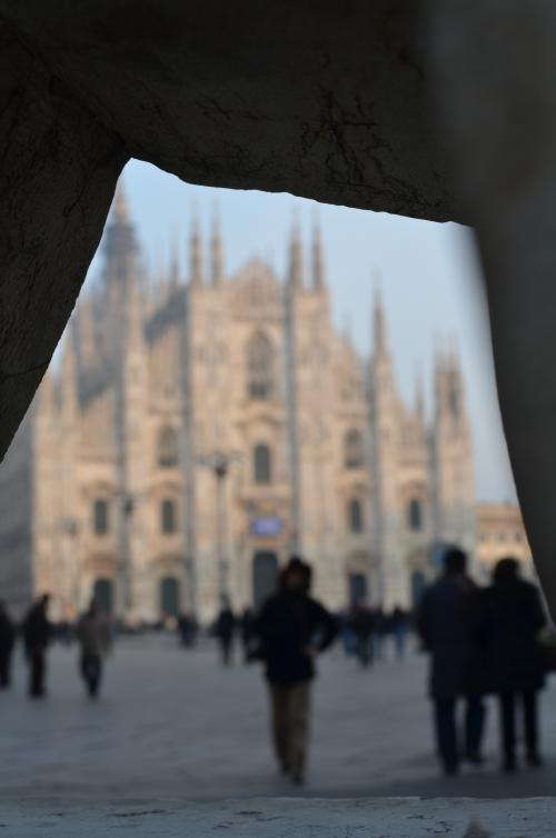 DSC 0735 convert 20110128071923 - 新しいカメラと新しいミラノ大聖堂